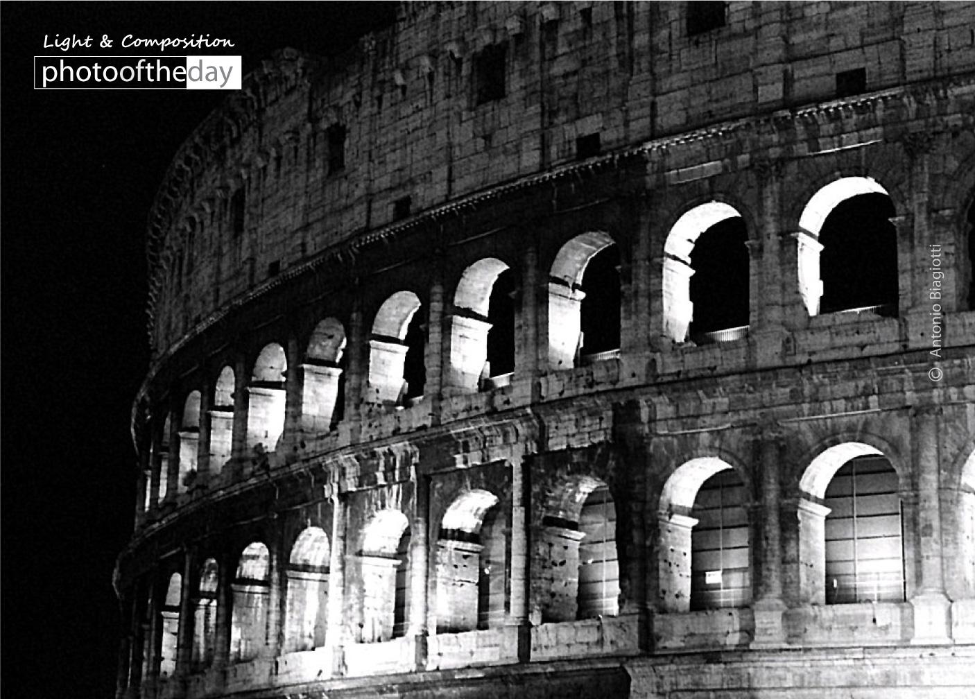 Colosseo by Antonio Biagiotti