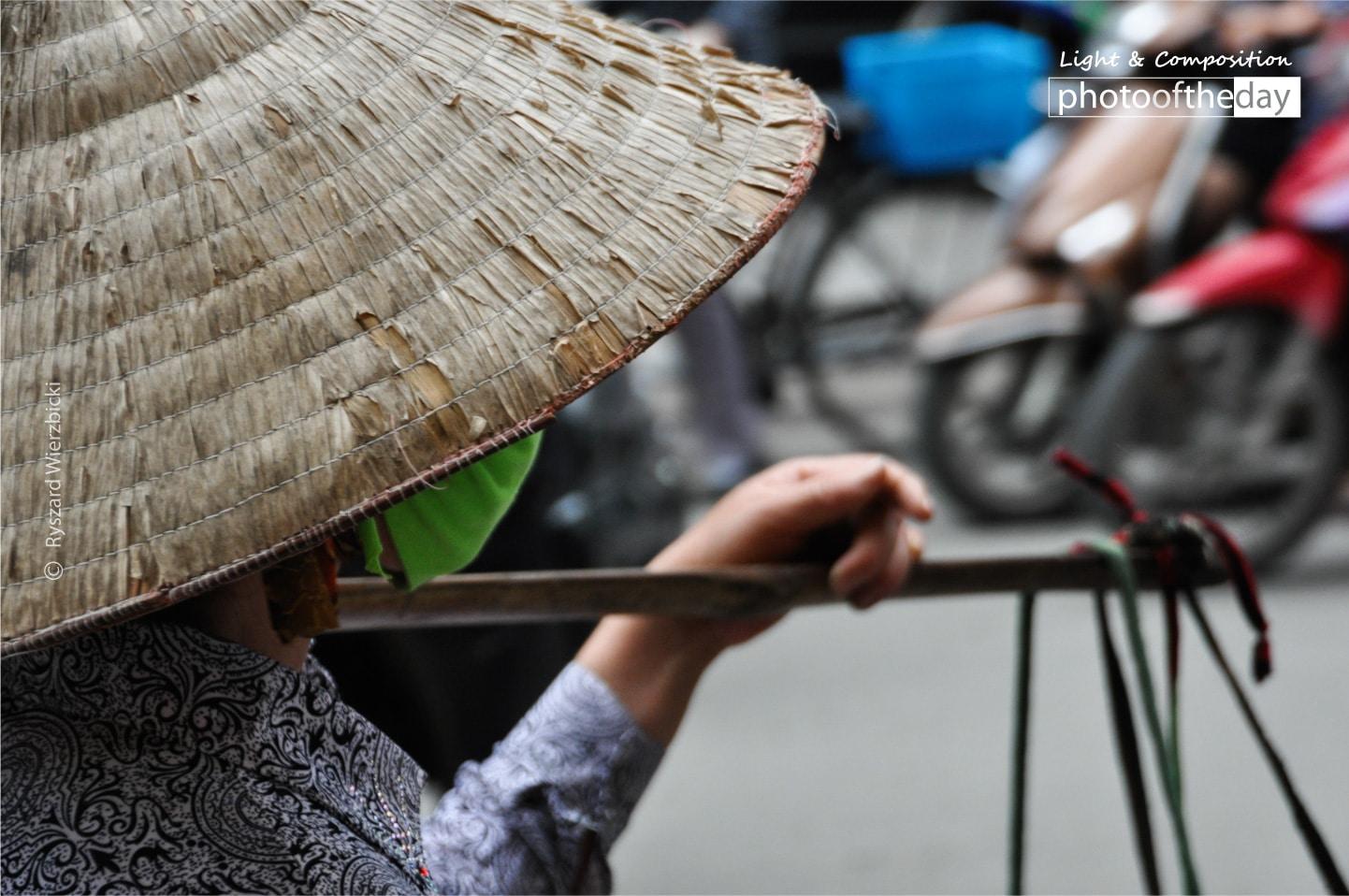 Hanoi Bearer by Ryszard Wierzbicki