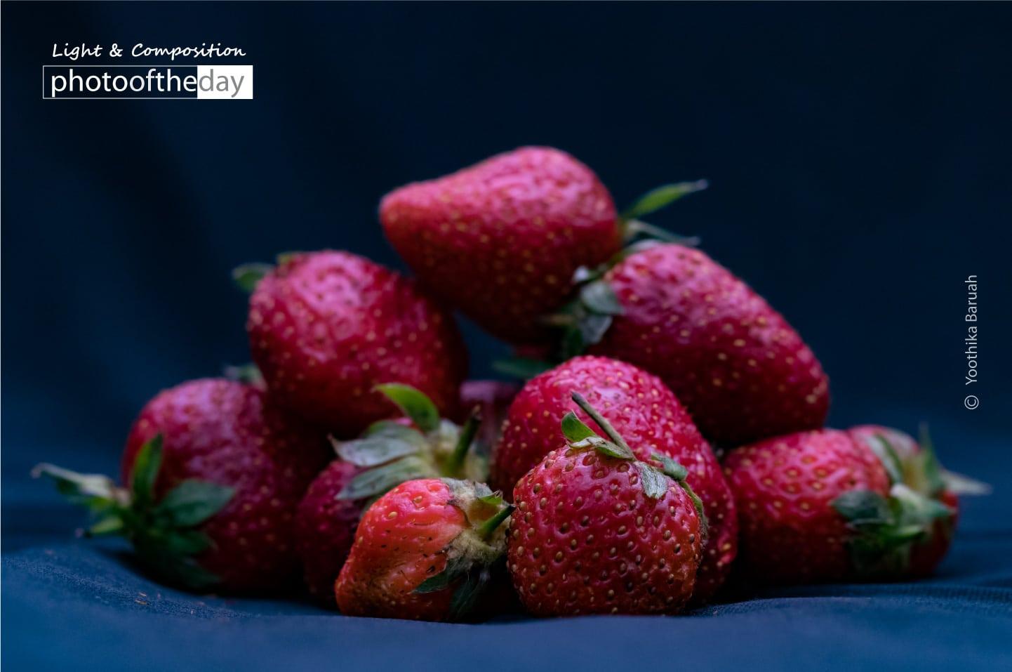 The Strawberries by Yoothika Baruah
