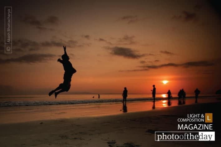 I Fly, by Akash Bhattacharya
