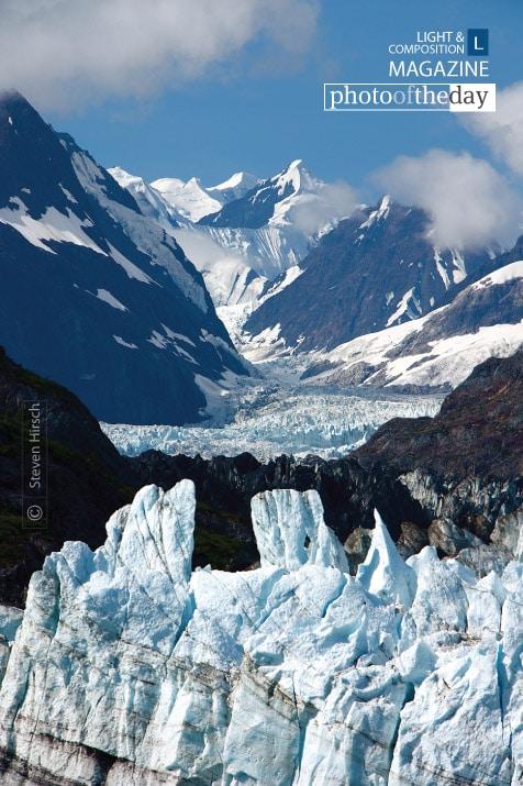 Margerie Glacier, by Steve Hirsch
