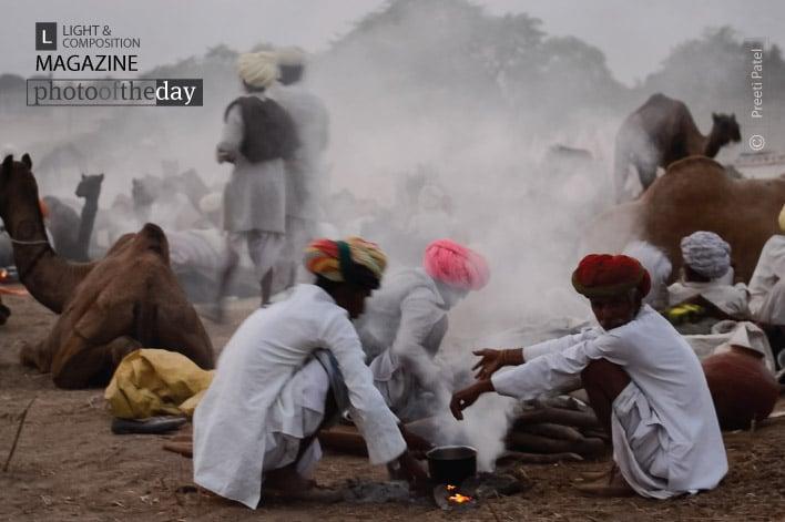 A Hard Day, by Preeti Patel