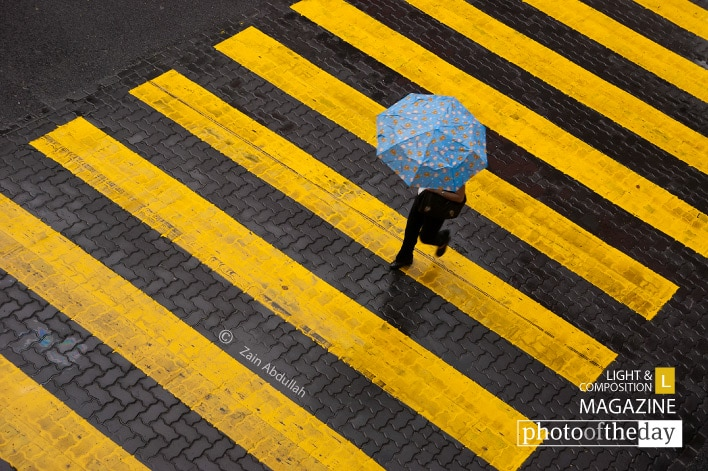On a Rainy Day, by Zain Abdullah