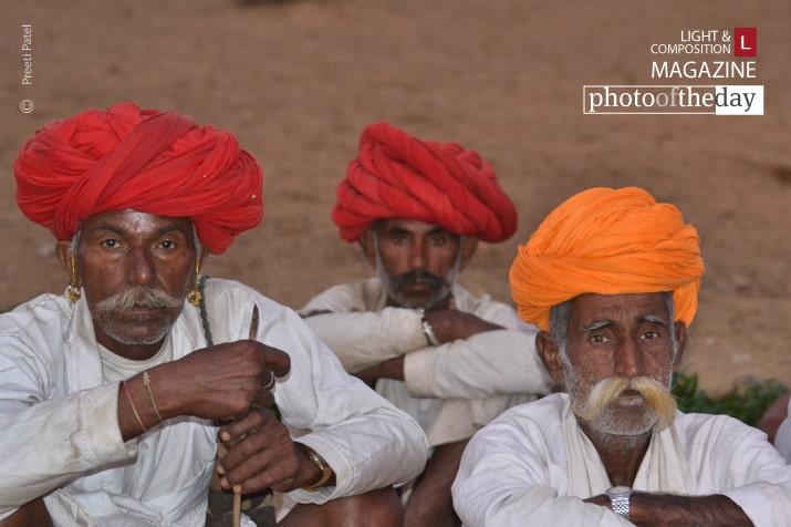 When the Eyes Speak, by Preeti Patel