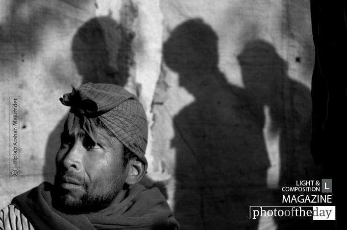 Gossiping of the Shadows, by Biplab Arahan Majumder