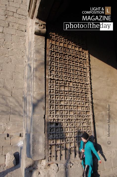 Gate of Castle, by Mehmet Masum