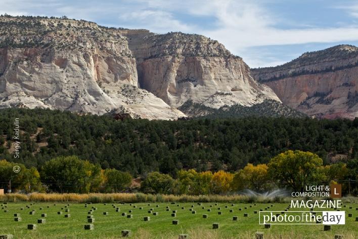 Autumn in Utah, by Sergiy Kadulin