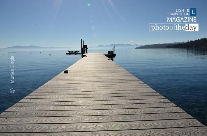 A Beautiful Pier, by Munish Singla