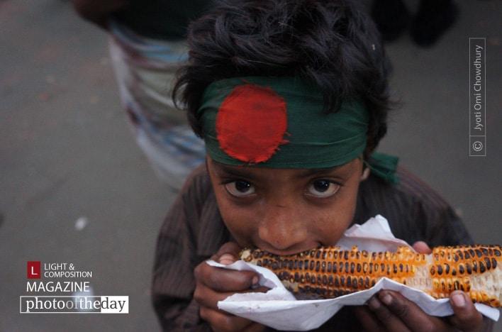 The Hunger Games, by Jyoti Omi Chowdhury