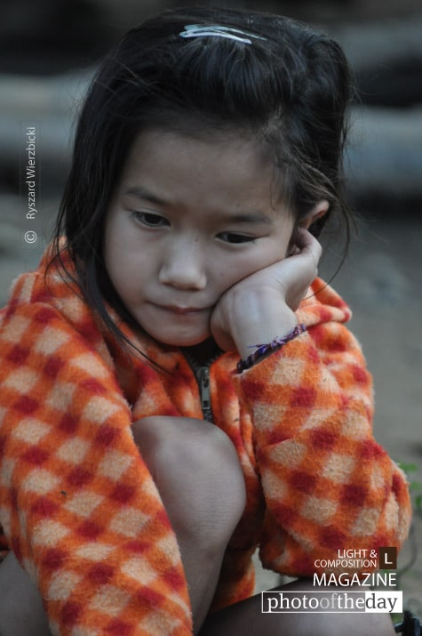 The Himalayan Girl, by Ryszard Wierzbicki
