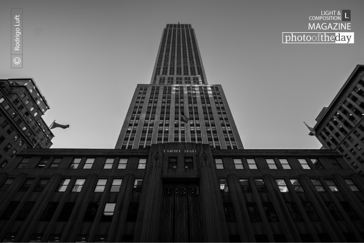 The Empire State Building, by Rodrigo Luft