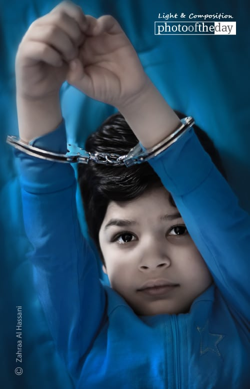 I'm Imprisoned in Autism, by Zahraa Al Hassani