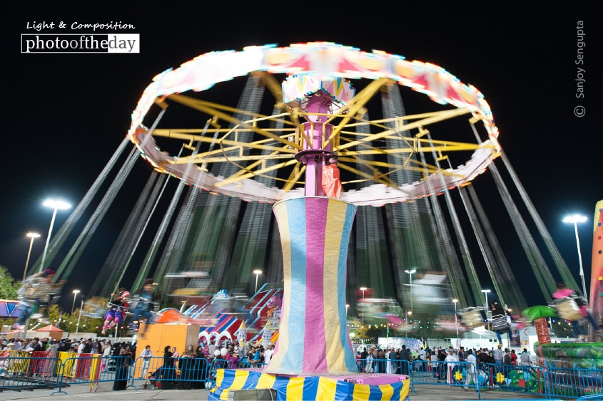 The Fair, by Sanjoy Sengupta