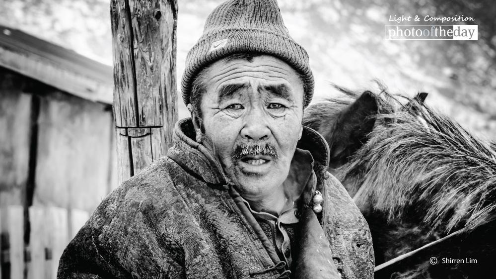 Horseman of Mongolia, by Shirren Lim