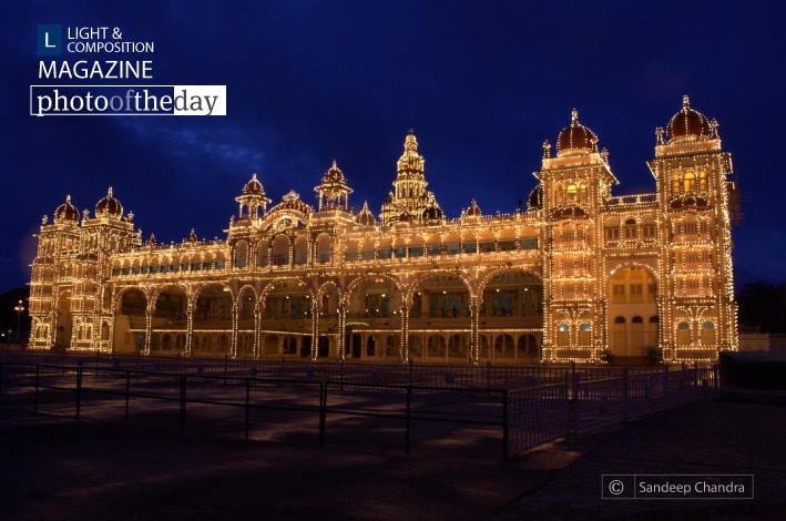 Beauty of Mysore, by Sandeep Chandra