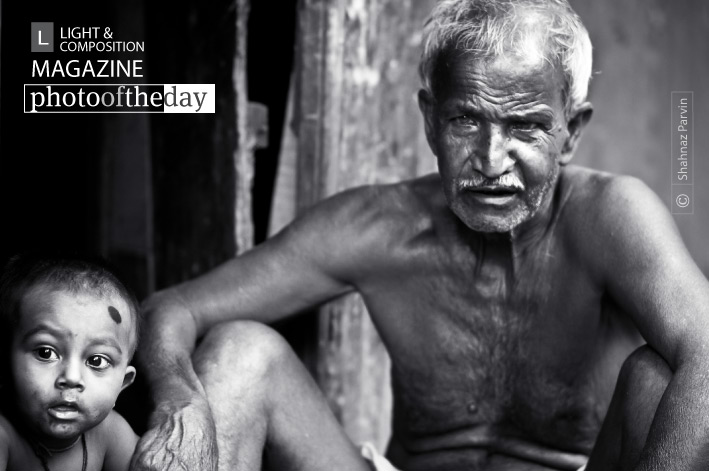 Two Generations, by Shahnaz Parvin