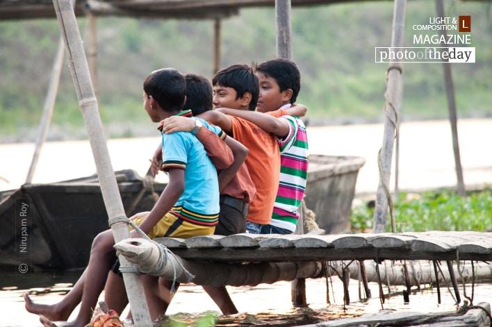 Friendship, by Nirupam Roy