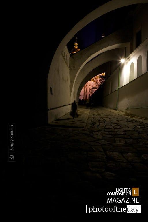 Arches Path, by Sergiy Kadulin