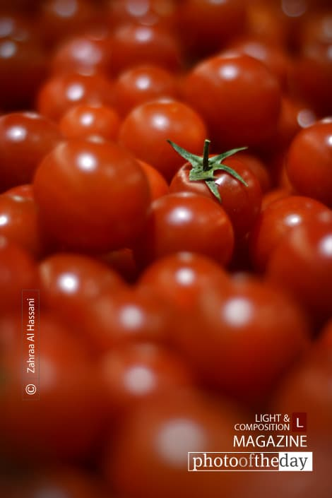 Be Different, by Zahraa Al Hassani
