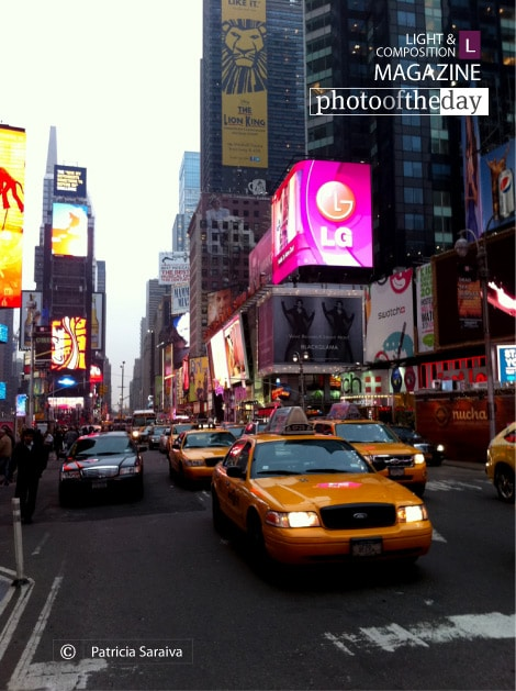 Times Square, by Patricia Saraiva