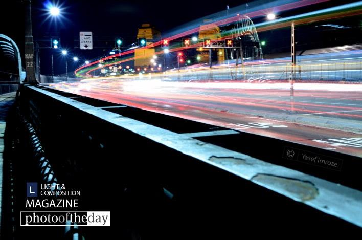 City of Blinding Lights, by Yasef Imroze