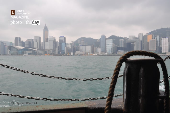 Hong Kong from behind the Lines, by Ryszard Wierzbicki