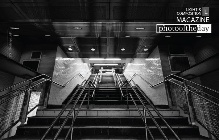 New York City Subway, by Rodrigo Luft