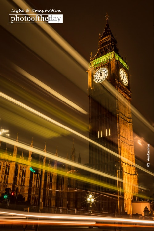 Big Ben, by Ana Encinas