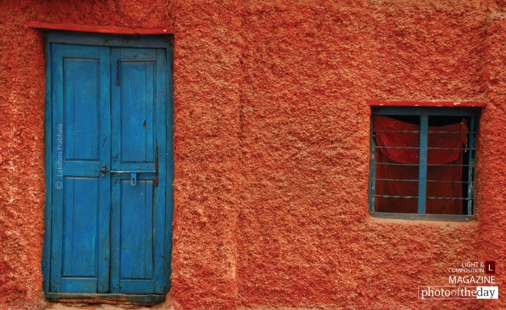 Doors and Windows, by Lakshmi Prabhala