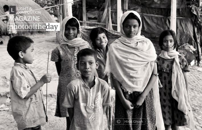 Innocent Looks, by Hirak Ghosh