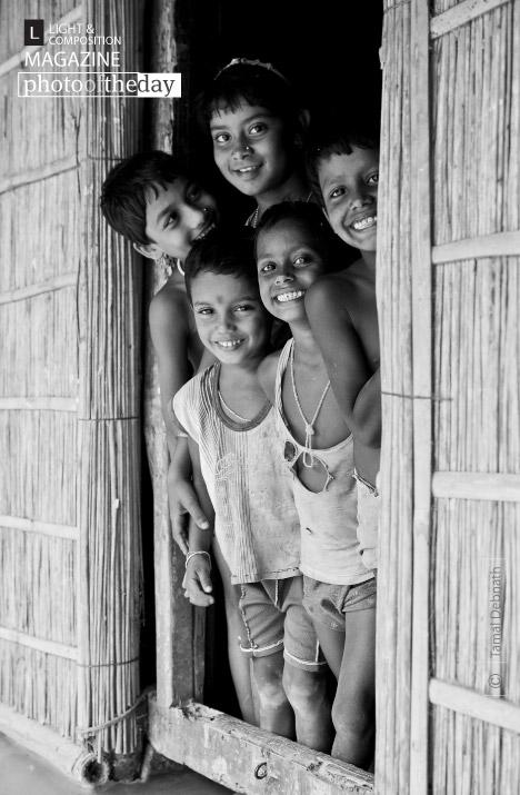 Happy Faces, by Tamal Debnath