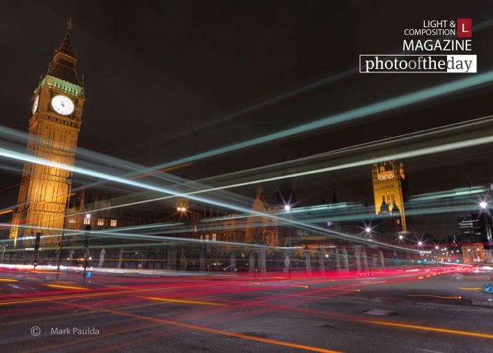 London Cross Traffic, by Mark Paulda