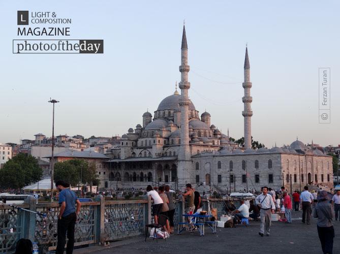 The Amazing Yeni Camii, by Ferzan Turan
