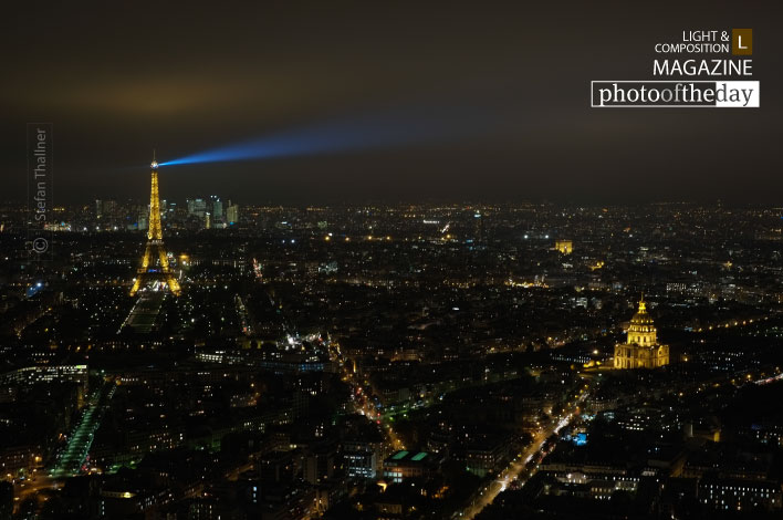 Sparkling Paris, by Stefan Thallner