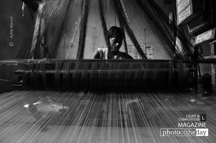 Banarasi Handloom, by Ashik Masud