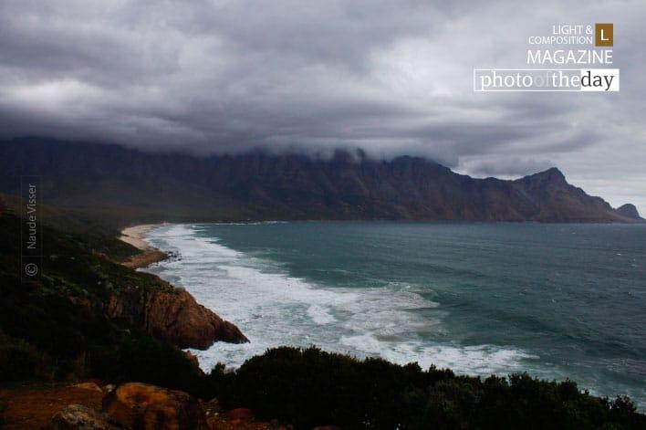 Clouds over Kogel Bay, by Naude Visser