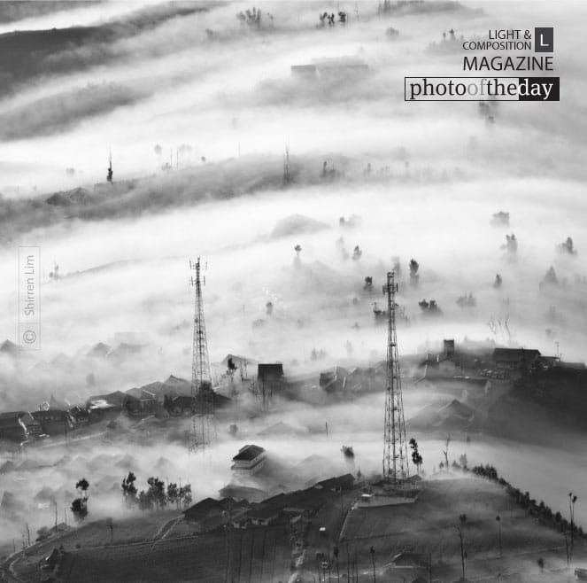 Mist over the Valley, by Shirren Lim