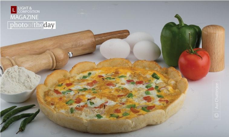 Egg Pizza, by Avi Chatterjee