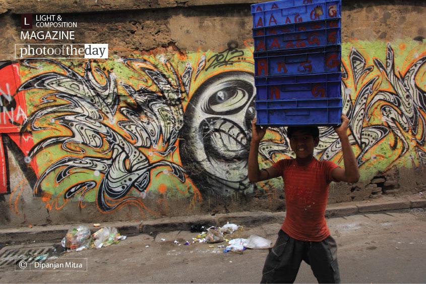 Smiles All Around, by Dipanjan Mitra