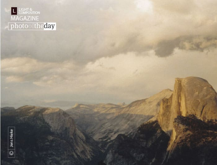 Half Dome, by Jens Hieke