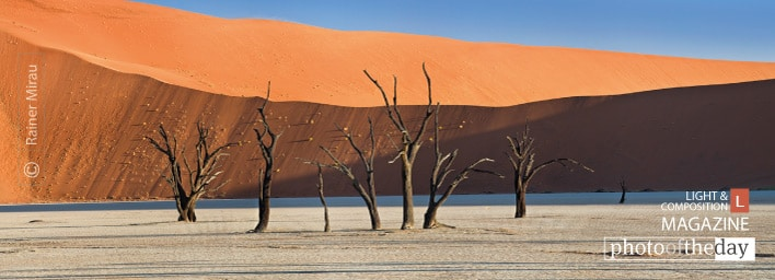 Deadvlei, by Rainer Mirau