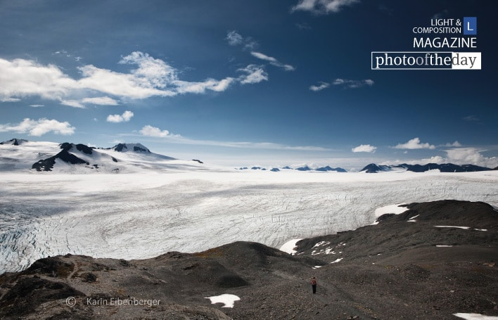 Harding Ice Field, by Karin Eibenberger