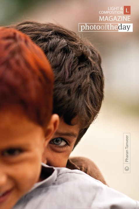 Children of Pakistan, by Pharan Tanveer