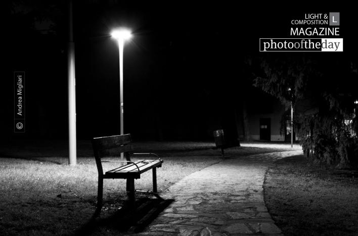 Too Dark Park, by Andrea Migliari