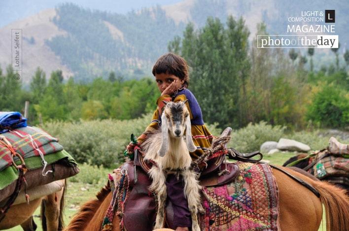 Nomads in Kashmir, by Lothar Seifert