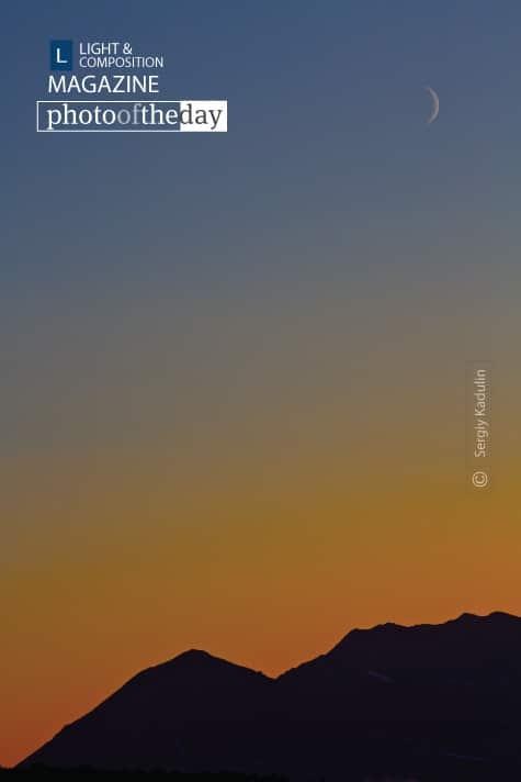 Sunset in Kamchatka, by Sergiy Kadulin