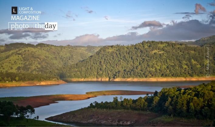 Beautiful Umiam Lake, by Masrur Ashraf