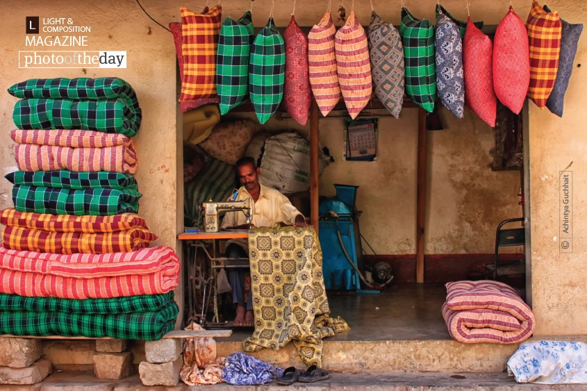 Tailor Made, by Achintya Guchhait