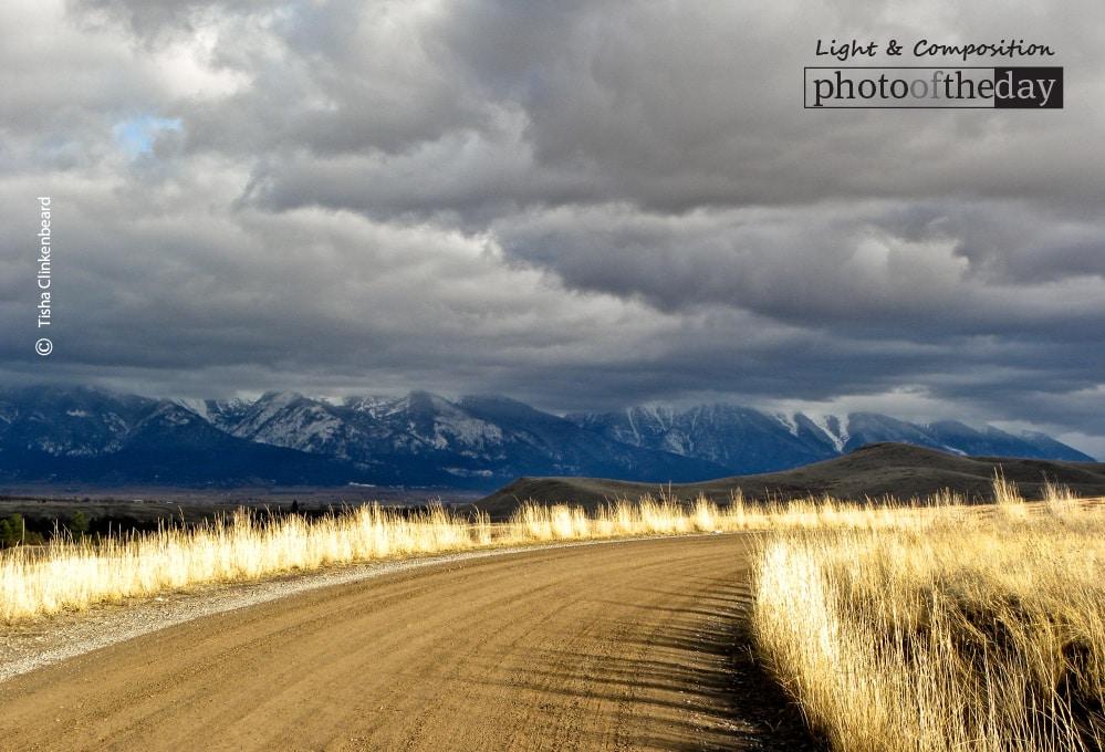 Where The Mountains Meet You, by Tisha Clinkenbeard