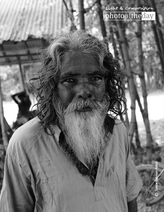 A Poor Old Man, by Saniar Rahman Rahul